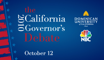 2010 california governor's debate
